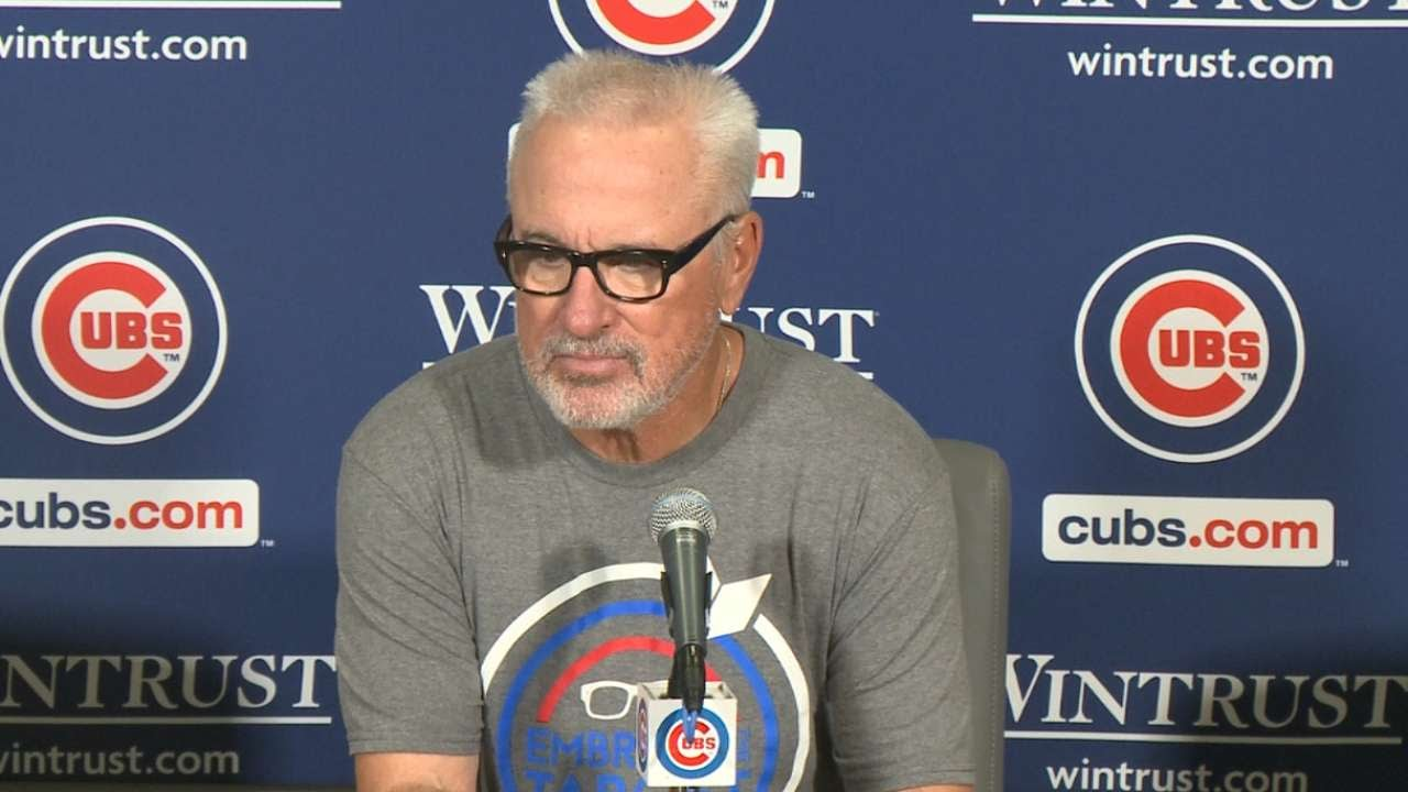 Cubs, Joe Maddon have perhaps the nicest baseball breakup ever