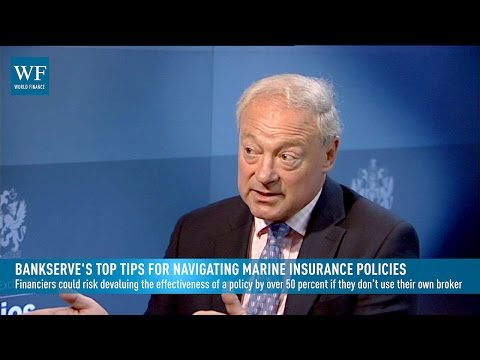 BankServe's top tips for navigating marine insurance policie