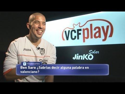 Valencia CF: Sofiane Feghouli responde a las preguntas de los valencianistas - 동영상