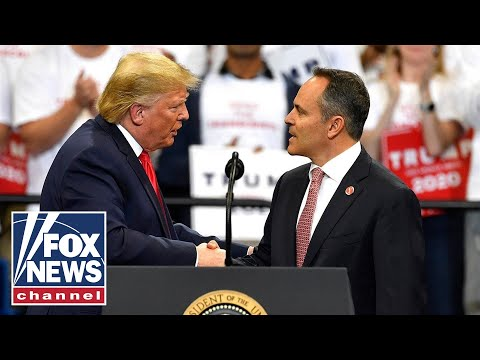 President Trump rallies for Kentucky's Republican governor