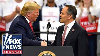 President Trump Rallies For Kentucky's Republican Governor