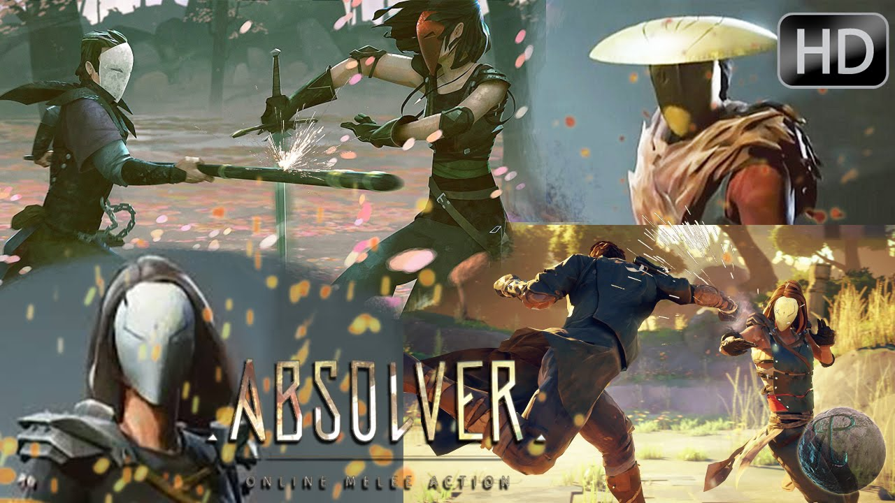 Absolver Gameplay - Reveal Trailer (PS4, Xbox One & PC) HD Online melee  action | ryagen3d plays - YouTube