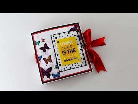 Scrapbooking | Photo Album | Card Making | Star Book