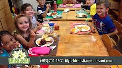 Lily Field Christian Montessori Community   Specialty Schools - Montessori in Portland