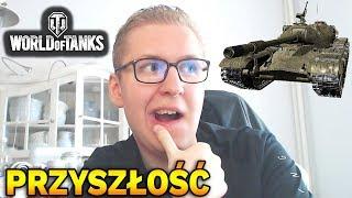 Jakie są PLANY na PRZYSZŁOŚĆ? – World of Tanks