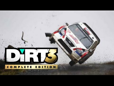 FLIPS FOR DAYS! | Dirt 3 | Solenodon Gaming |