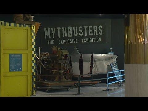 'Mythbusters' Invade MOA
