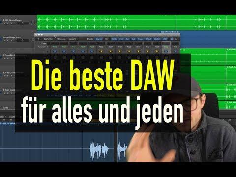 Das beste Programm zum Abmischen / Die beste DAW der Welt | abmischenlernen.de