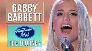 The story of Gabby Barrett and her American Idol journey | American Idol 2018