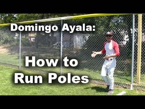 How to Run Poles