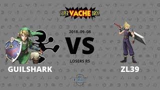 [E-Smash #6] Guilshark (Link, G&W) Vs ZL39 (Cloud) – LR 5 Smash 4