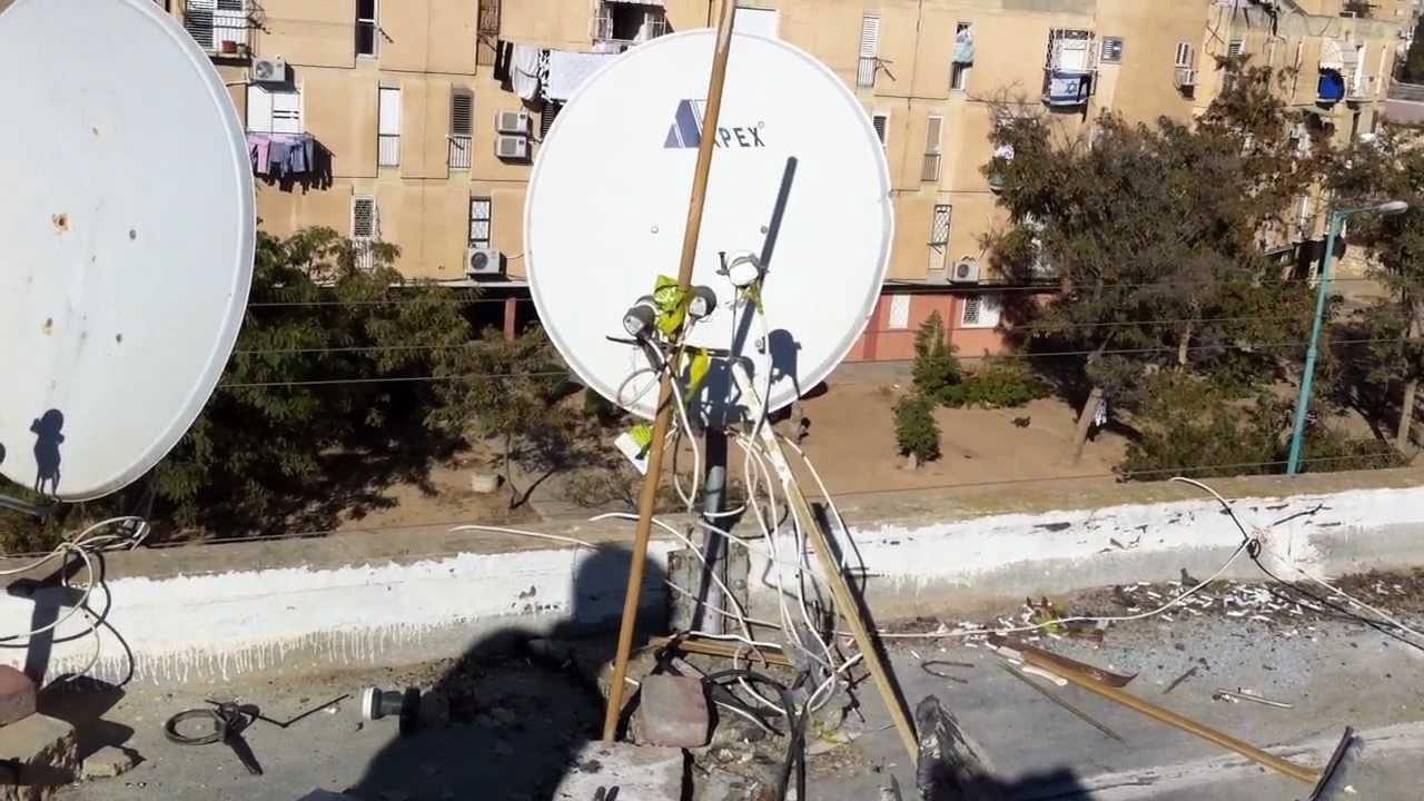 Спутниковое телевидение своими 12