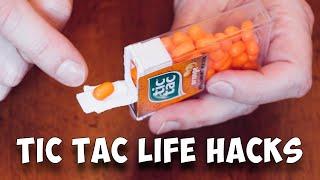 TIC TAC Life Hacks