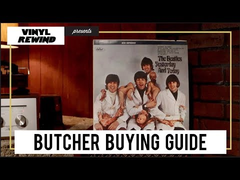How to spot a Butcher Cover - vinyl buying guide | Vinyl Rewind