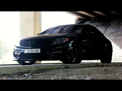 Mercedes CL 63 AMG  DRIVE NEWS