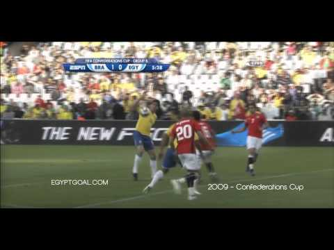 Mohamed Zidan - Egyptian National Team Compilation (2009-2010) HD