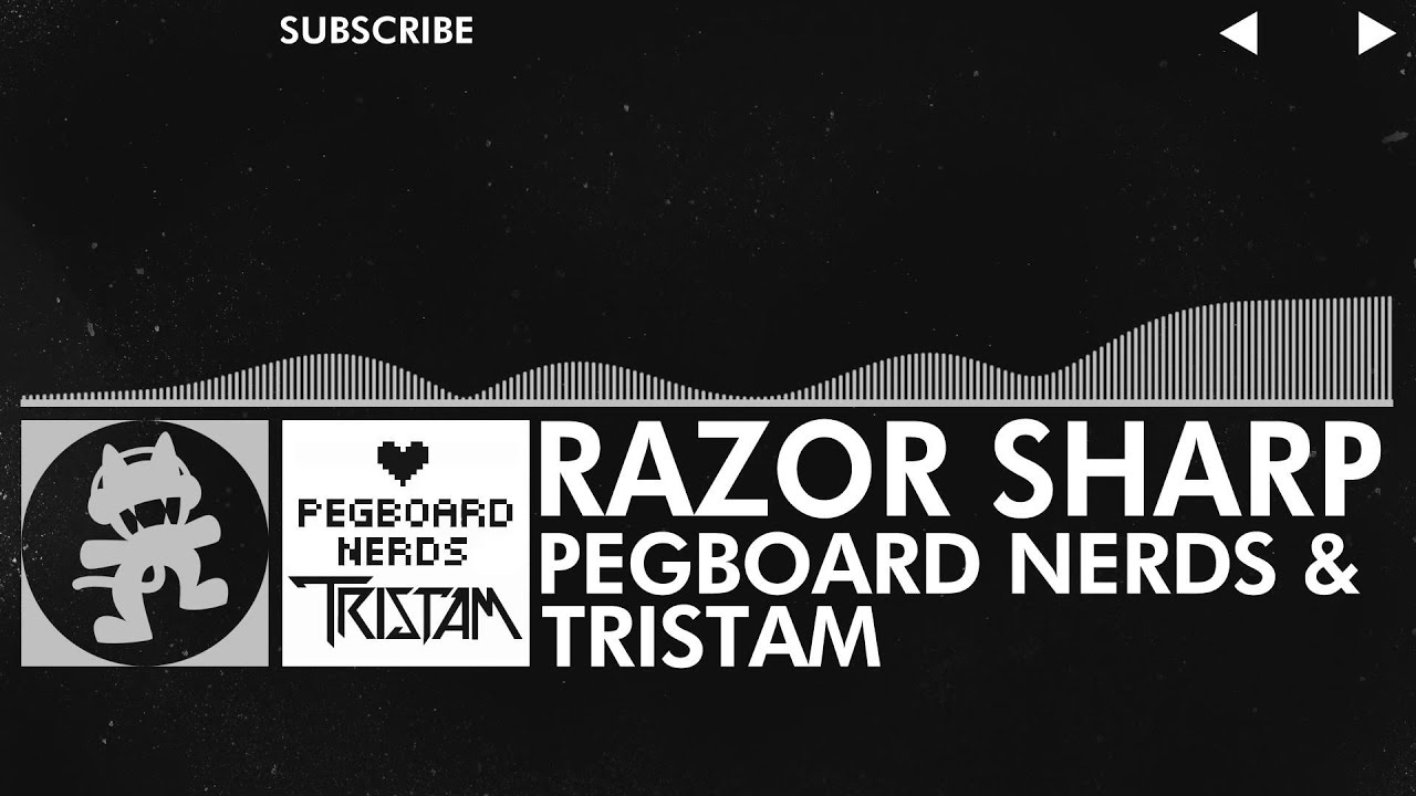 razor sharp pegboard nerds and tristam