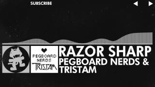 [Glitch Hop / 110BPM] - Pegboard Nerds & Tristam - Razor Sharp [Monstercat Release] thumbnail