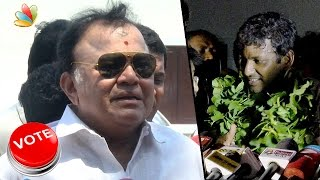 Yes, I'm against Vishal in Producer Council Election : Radha Ravi Speech | 2017