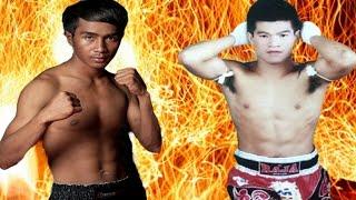Khim Dima vs Fapha Yak(thai), Khmer Boxing seatv 22 jan 2017, Kun Khmer vs Muay Thai