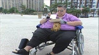 500kg-Mann Michael im XXL-Krankenhaus | taff