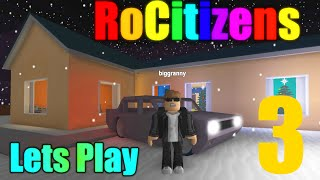 [ROBLOX: RoCitizens] - Lets Play w/ Friends Ep 3 - Movie Theatre