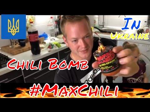#MaxChili in Ukraine (Chili Bomb)