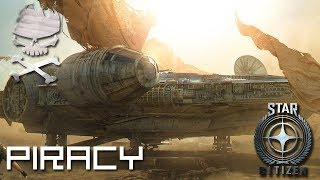 Star Citizen : PS Is there a Falcon like ship in Star Citizen? 02-07-2018
