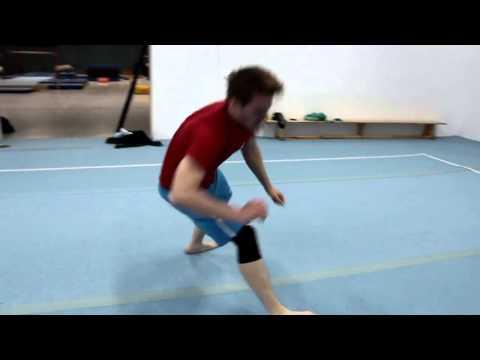Mark Pipper revies Frankfurt Tricking
