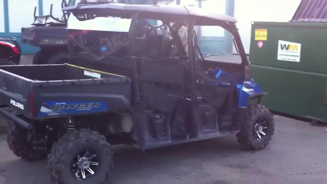 2013 Polaris Ranger Crew Dot Accessories Street Legal Quot C