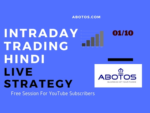 Rs 1,500 Profit in 5mins of Day Trading (Hindi) by www.abotos.com