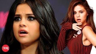 Selena Gomez casi sufre un accidente de tránsito Y QUEDÓ GRABADO el momento!