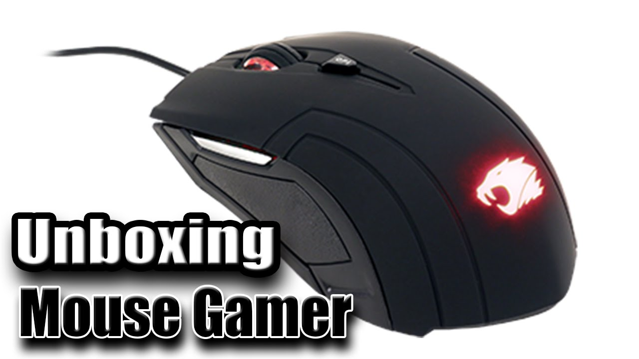 ibuypower standard gaming mouse