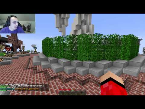 Norsk Minecraft - Survival Games | Stream Serie - På Tide å øve!
