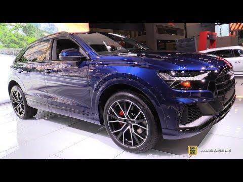 2019 Audi Q8 Quattro - Exterior and Interior Walkaround - 2019 NY Auto Show