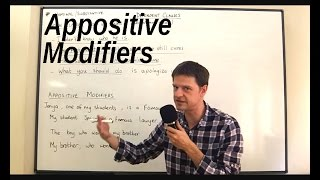 Clauses Lesson 3 - Noun clauses and appositive modifiers