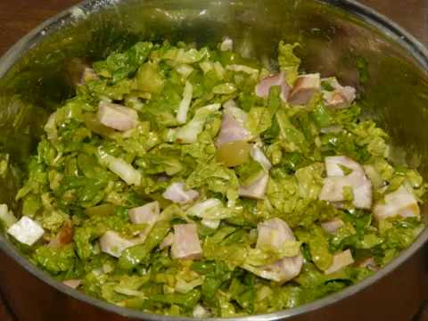 Салаты на скорую руку вкусные рецепты салатов на