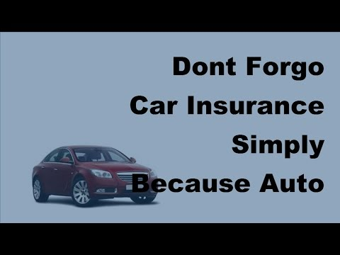 Dont Forgo 2017 Car Insurance | Simply Because Auto Theft Is Down