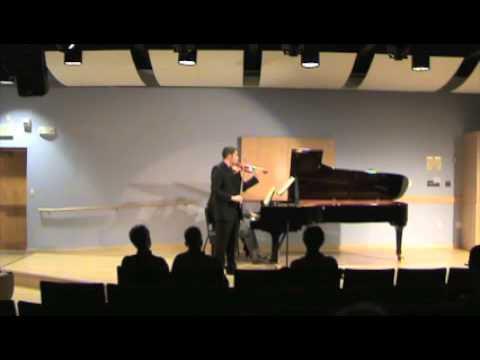 Beethoven Violin Sonata no. 6