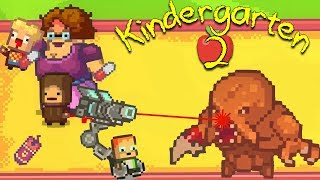 TEACHER WANTS HER PILLS AND WILL DO ANYTHING TO GET THEM (I Mean ANYTHING) | Kindergarten 2 [9]