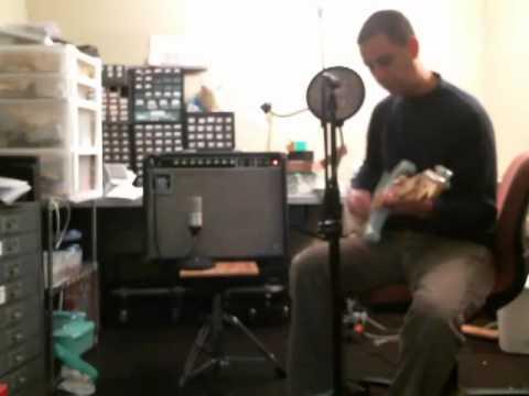 Musicman 112 RD demo