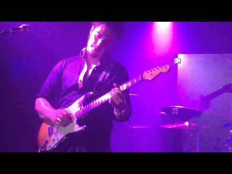 Virgil & The Accelerators Are You Experienced? The Mash House Edinburgh 17 05 2015