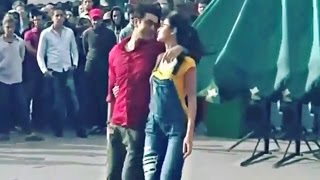 Ranbir Kapoor & Katrina Kaif's Song Shooting For Jagga Jasoos LEAKED