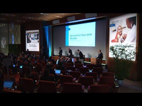 Novartis AG - Annual Press Conference 2017