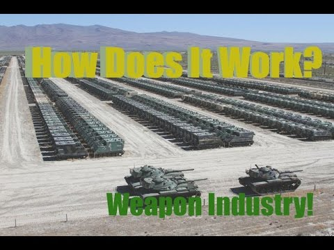 Weapon Industry - How Does It Work? - Power & Revolution