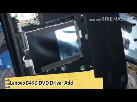 Lenovo B490 DVD Driver ADD