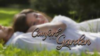 3D ASMR - Comfort in the Garden [Birds & Wind Chimes]