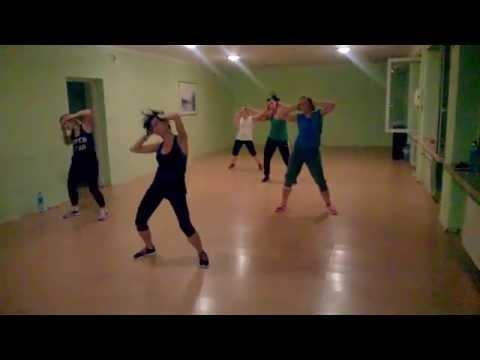 Katarzyna Cyunczyk Zumba J. Balvin - 6 AM ft. Farruko