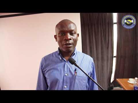 Labor Laws training Testimonial from the Group HR Director NAMPAK Kenya  Mr Paul  Okwemba