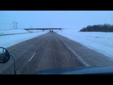 TRUCKING in North Dakota